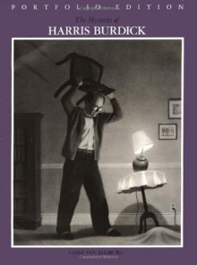 The Mysteries of Harris Burdick (Portfolio Edition) - Chris Van Allsburg