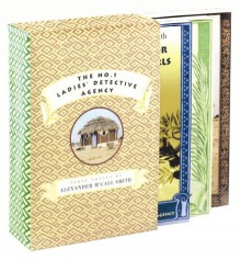 Box Set: The No. 1 Ladies Detective Agency / Tears of the Giraffe / Morality for Beautiful Girls. - Alexander McCall Smith