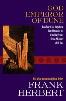 God Emperor of Dune - Frank Herbert, Brian Herbert