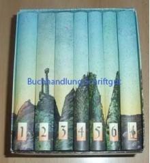 Die Geschichte des Großen Ringkrieges. 7 Bände. Der Hobbit/Der Herr der Ringe - J.R.R. Tolkien