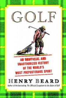 Golf - Henry Beard