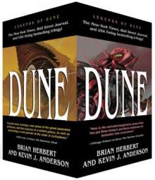 Dune Boxed Set #1 - Brian Herbert, Kevin J. Anderson
