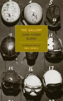 The Gallery (New York Review Books Classics) - John Horne Burns, David Margolick