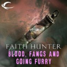 Blood, Fangs and Going Furry: A Jane Yellowrock Story - Faith Hunter, Khristine Hvam