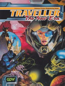 Traveller: The New Era (Science Fiction Roleplaying Game) - Frank Chadwick