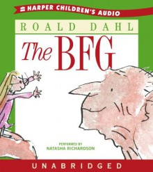 The BFG - Roald Dahl, Natasha Richardson