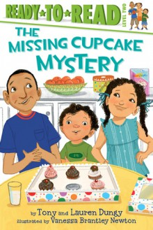 The Missing Cupcake Mystery: with audio recording - Tony Dungy,Lauren Dungy,Vanessa Brantley Newton