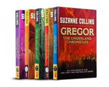 The Underland Chronicles: Books 1-5 Paperback Box Set - Suzanne Collins