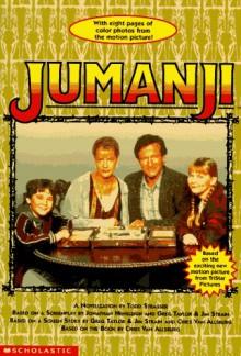 Jumanji - Todd Strasser, Chris Van Allsburg