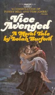 Vice Avenged - Lolah Burford
