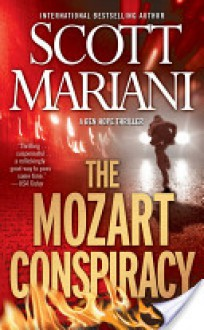 The Mozart Conspiracy - Scott Mariani