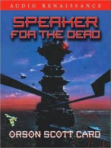 Speaker for the Dead - Orson Scott Card, Stefan Rudnicki, David Birney