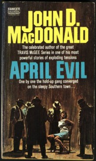 April Evil - John D. MacDonald