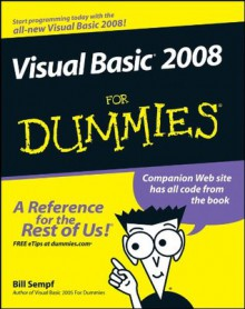 Visual Basic 2008 For Dummies - Bill Sempf