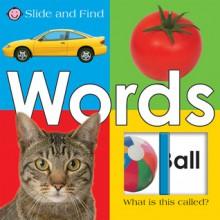 Slide and Find Words - Roger Priddy