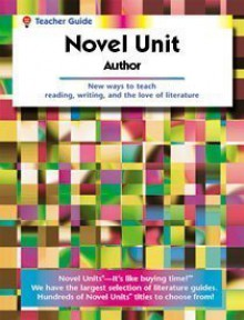 Timothy of the Cay - Teacher Guide by Novel Units, Inc. - Novel Units