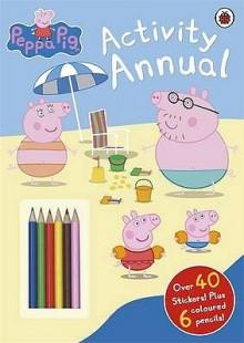 Peppa Pig: Summer Activity Annual 2010 - Neville Astley, Mark Baker