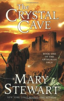 The Crystal Cave - Mary Stewart