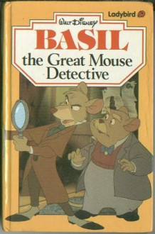The Great Mouse Detective - Golden Books