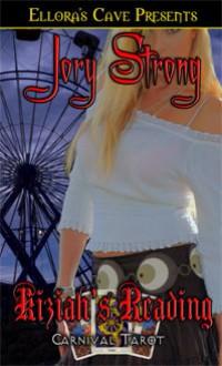 Kiziah's Reading - Jory Strong
