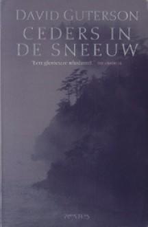 Ceders in de sneeuw - David Guterson