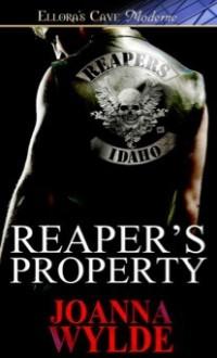 Reaper's Property - Joanna Wylde