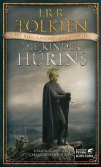 Die Kinder Húrins - Alan Lee,J.R.R. Tolkien,J.R.R. Tolkien,Hans J. Schütz
