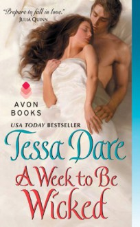 A Week to Be Wicked (Spindle Cove) - Tessa Dare