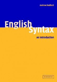 English Syntax: An Introduction - Andrew Radford