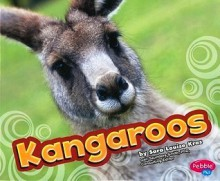 Kangaroos (Australian Animals) - Sara Louise Kras, Gail Saunders-Smith
