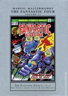 Marvel Masterworks: The Fantastic Four, Vol. 13 - Roy Thomas, Gerry Conway, John Buscema, Ross Andru, Ramona Fradon