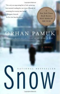 Snow By Orhan Pamuk - N/A- -N/A-