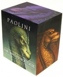Inheritance Cycle Boxed Set: Eragon / Eldest / Brisingr / Inheritance (The Inheritance Cycle) - Christopher Paolini