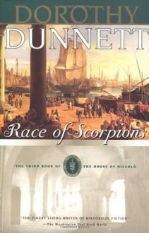 Race of Scorpions - Dorothy Dunnett