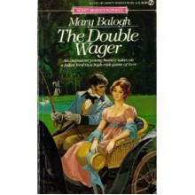 The Double Wager - Mary Balogh
