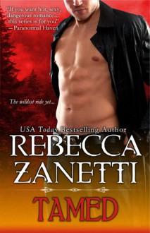 Tamed - Rebecca Zanetti