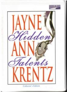 Hidden Talents - Jayne Ann Krentz, Mary Peiffer