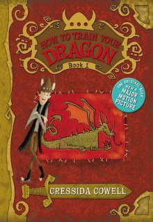 How to Train Your Dragon - Cressida Cowell, David Tennant