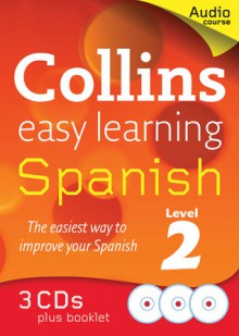 Collins Easy Learning Spanish Level 2 - Collins UK, Rosi McNab, Collins UK