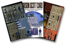 Ender's Shadow Three-Book Set: Ender's Shadow, Shadow of the Hegemon, and Shadow Puppets - Orson Scott Card