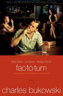 Factotum tie-in - Charles Bukowski