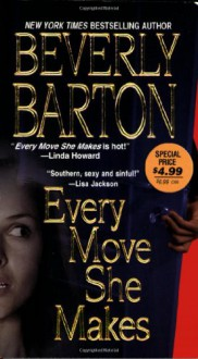 Every Move She Makes - Beverly Barton