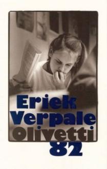 Olivetti 82 - Eriek Verpale