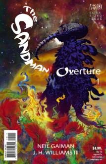 Sandman Overture #1 -