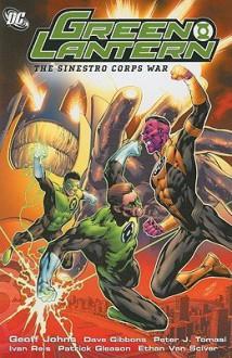 Green Lantern: The Sinestro Corps War, Volume 2 [GREEN LANTERN THE SINESTRO] -