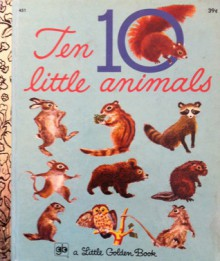 Ten Little Animals - Carl Memling, Feodor Rojankovsky