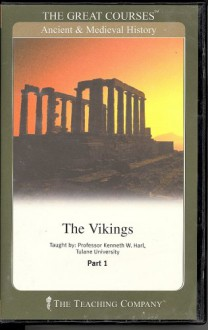 The Vikings (Great Courses, #3910) - Kenneth W. Harl