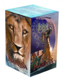 Chronicles of Narnia Movie Tie-in Box Set The Voyage of the Dawn Treader - C.S. Lewis