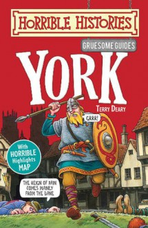 York - Terry Deary, Mike Phillips