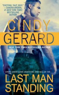 Last Man Standing - Cindy Gerard